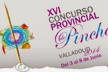 XVI Concurso Provincial de Pinchos de Valladolid