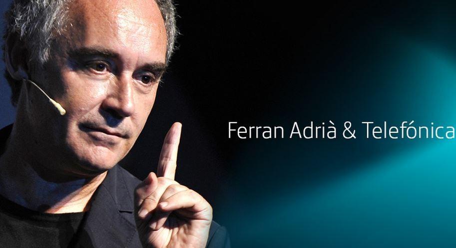 Innovation Space, lo mejor de Ferran Adrià