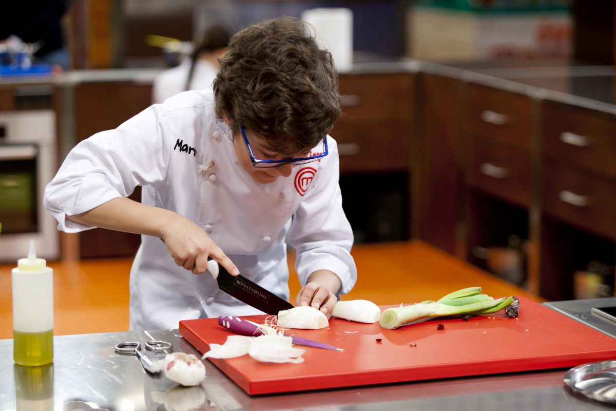 Participante Master Chef Junior