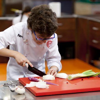 Participante Master Chef Junior