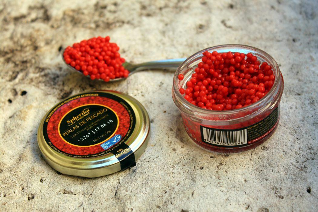 Perlas de pescado