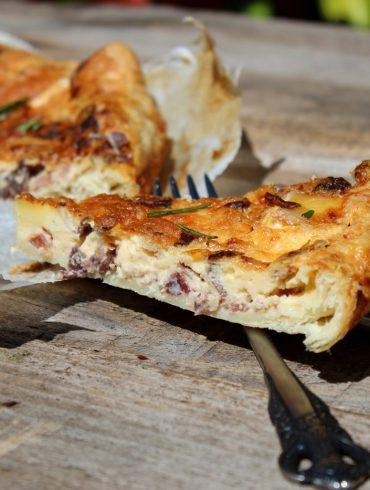 quiché de cecina y queso camembert-2