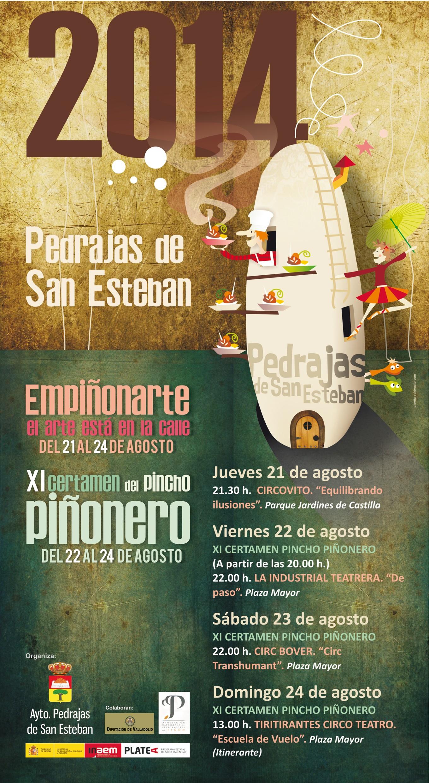 Pincho Piñonero 2014 Cartel