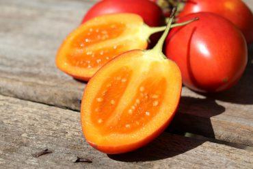 Tamarillo o Tomate de árbol