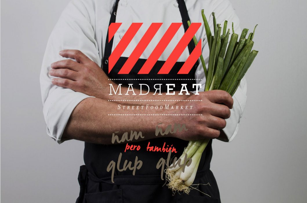 MadrEAT, el primer mercado Street Food de MADRID