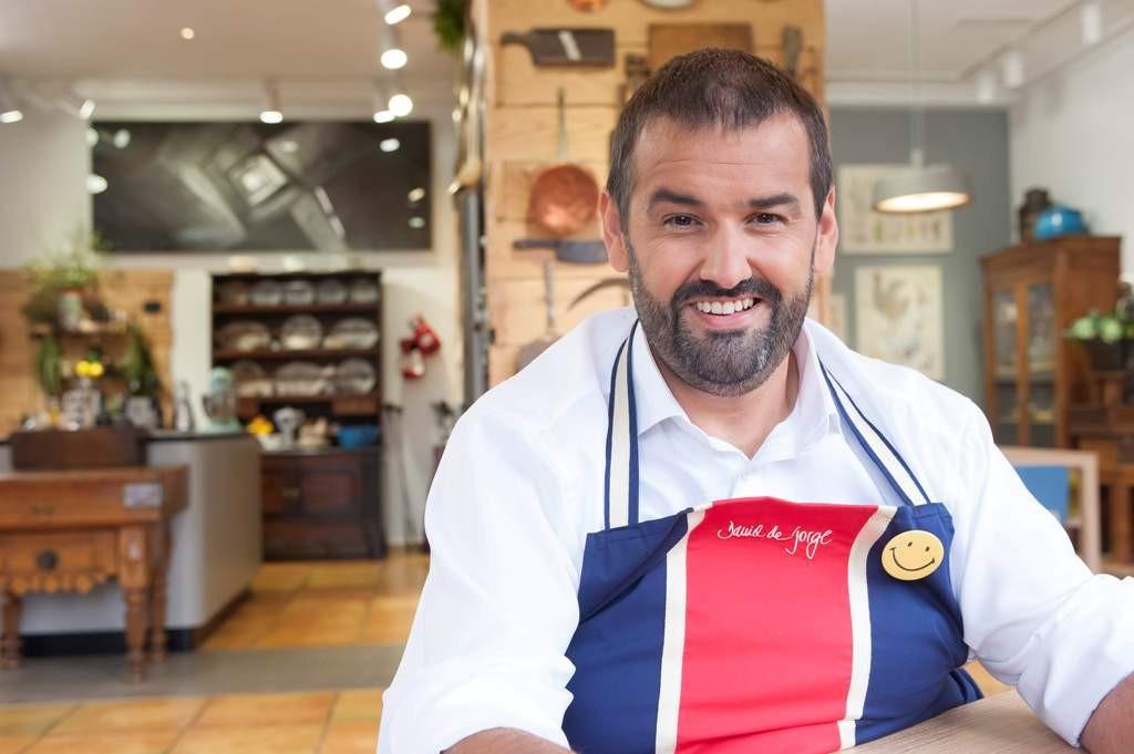 Robin food atrac n a mano armada en telecinco blog for La cocina de david de jorge