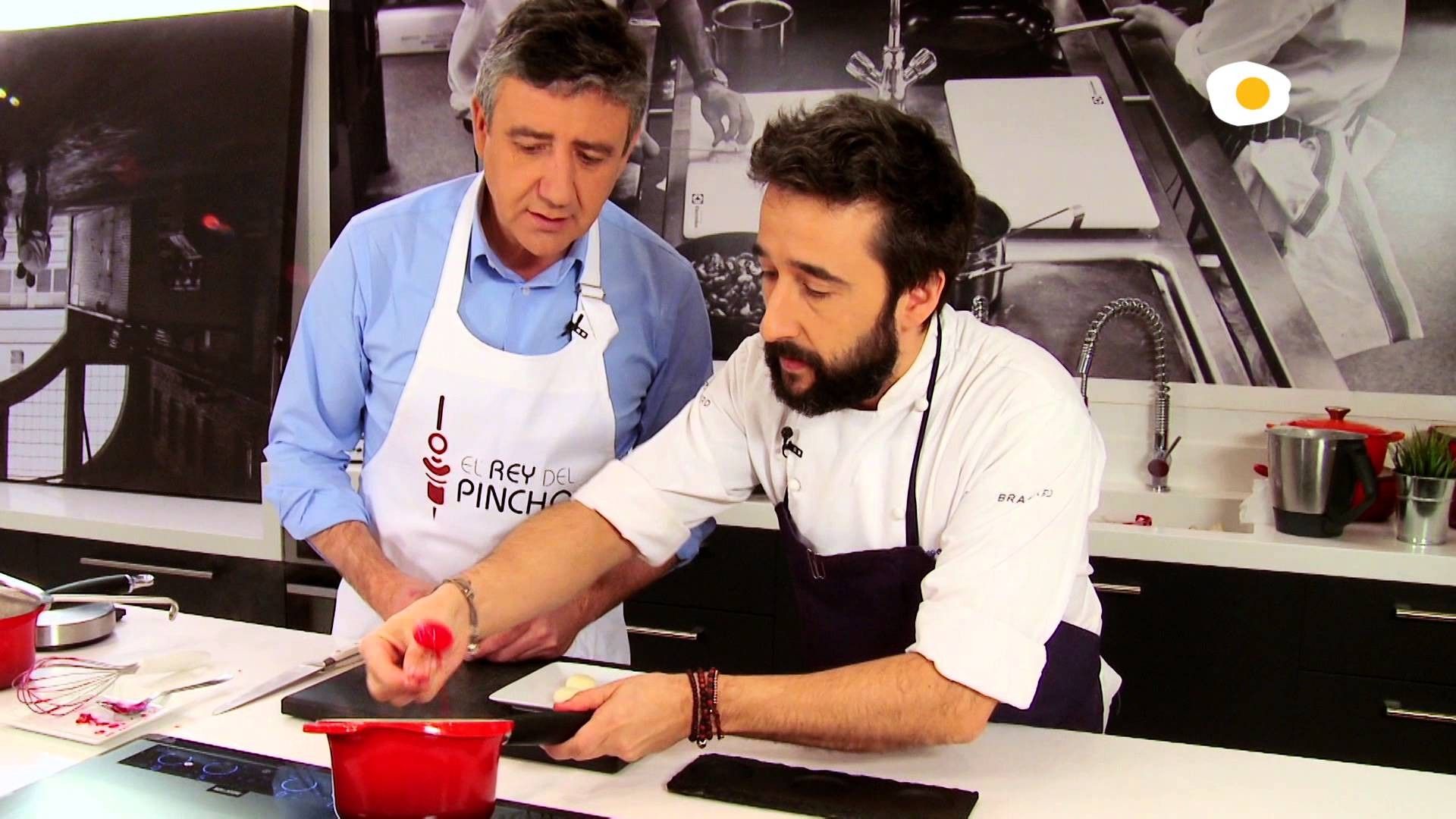El Rey del Pincho en Canal Cocina