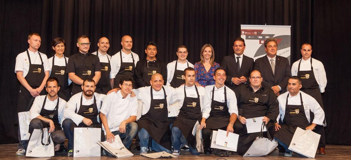 Entrega premios XII Concurso Nacional de Cocina Aplicada al Langostino de Vinaròs