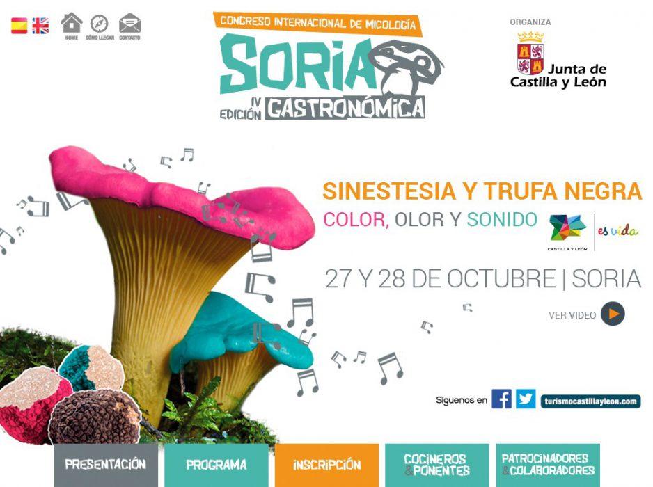 soria gastronomica 2014 - cartel