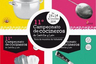 XI Campeonato de Cocineros de Castilla y León
