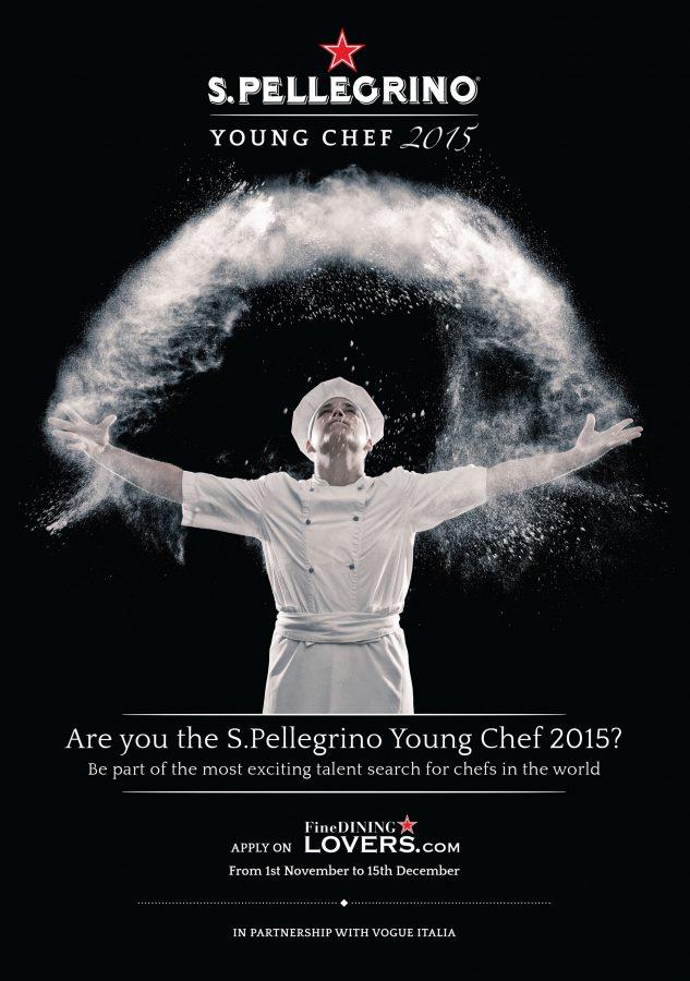 Concurso Chef Joven S.Pellegrino 2015