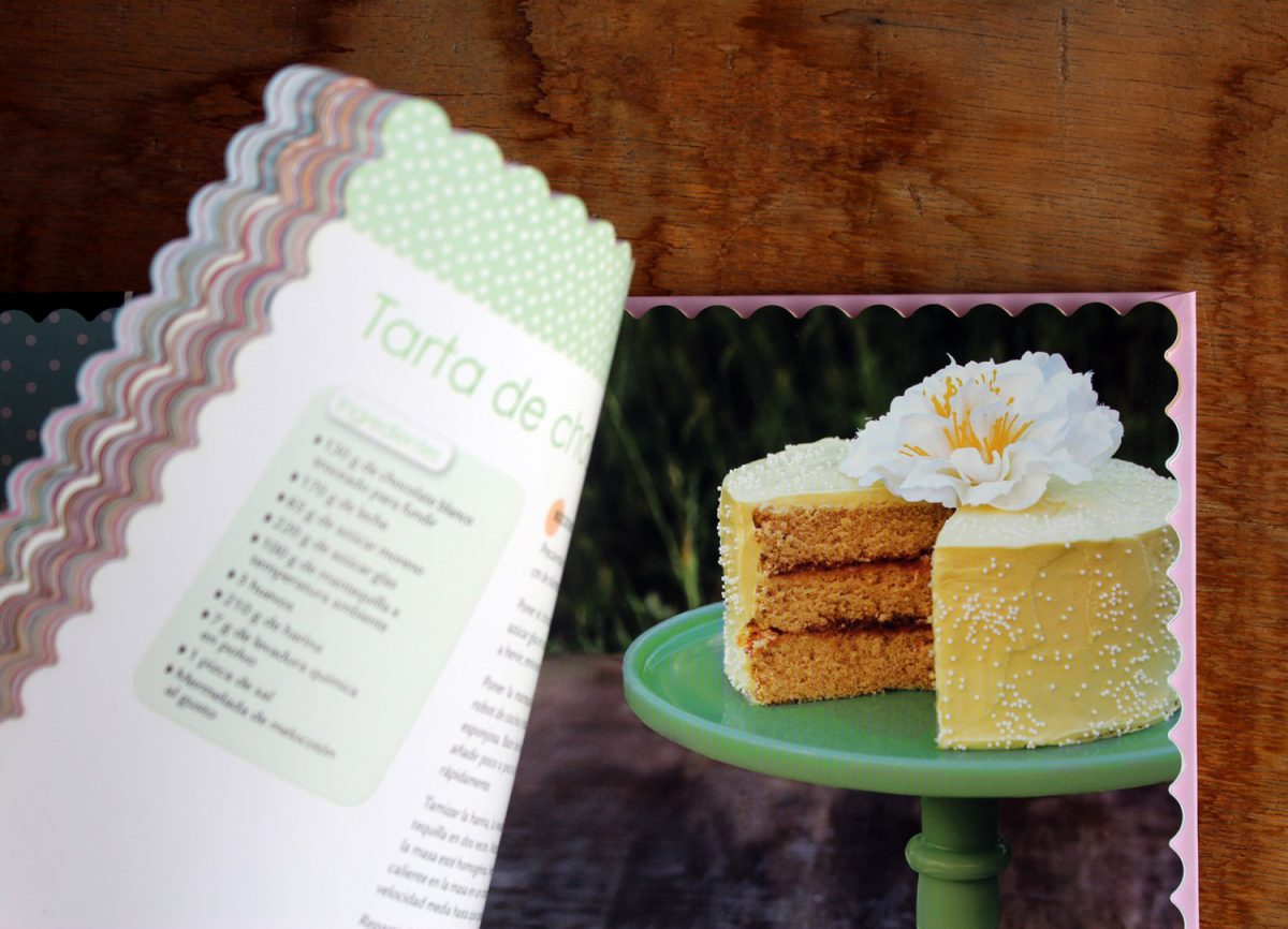Las recetas del blog Postreadicción ahora en libro 1