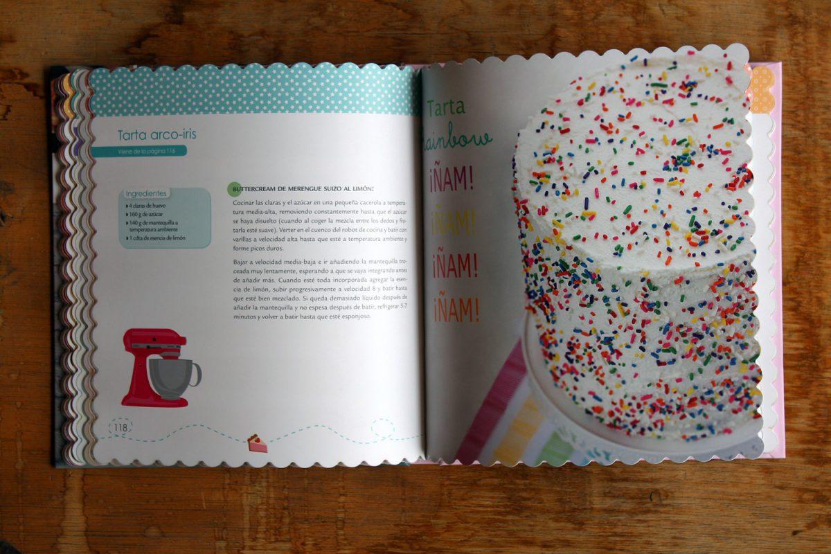 Las recetas del blog Postreadicción ahora en libro 2