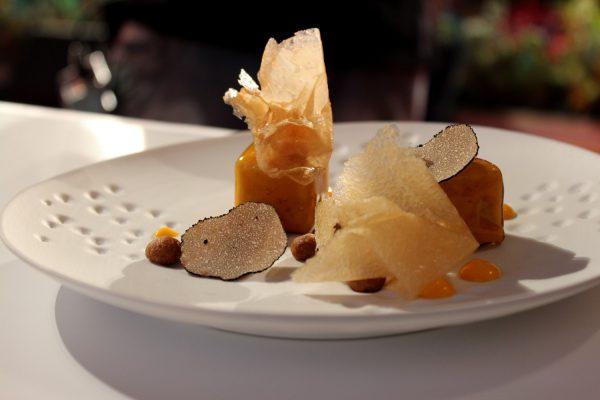 natillas de trufa - victor martin - soria gastronomica