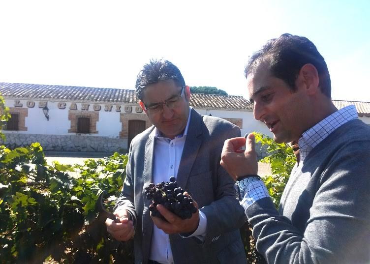 Oscar Campillo e Ivan Sanz
