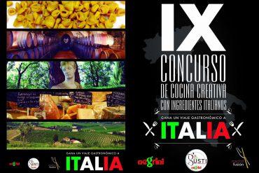 Concurso de Cocina Creativa Gusti-Negrini
