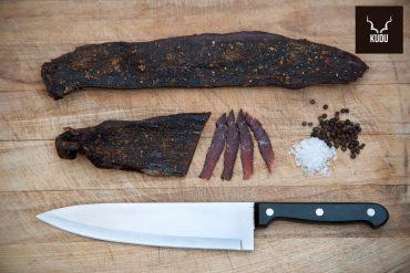 El Biltong, un snack sudafricano de ternera (1)