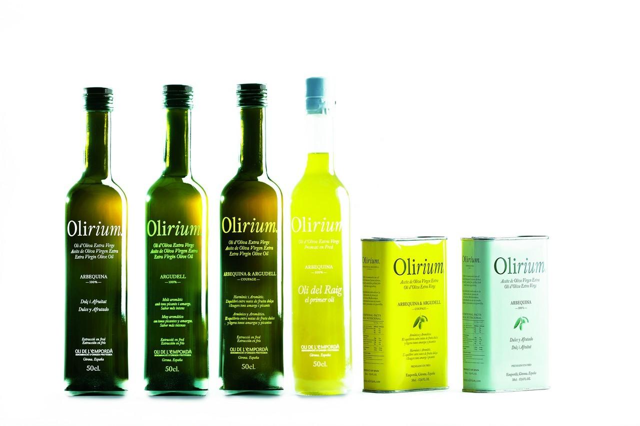 Gama de aceites OLIRIUM