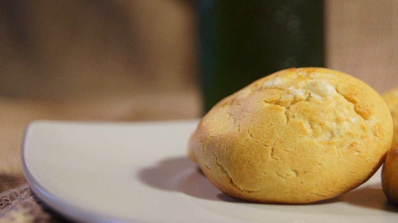 Gougères de queso emmental (8)
