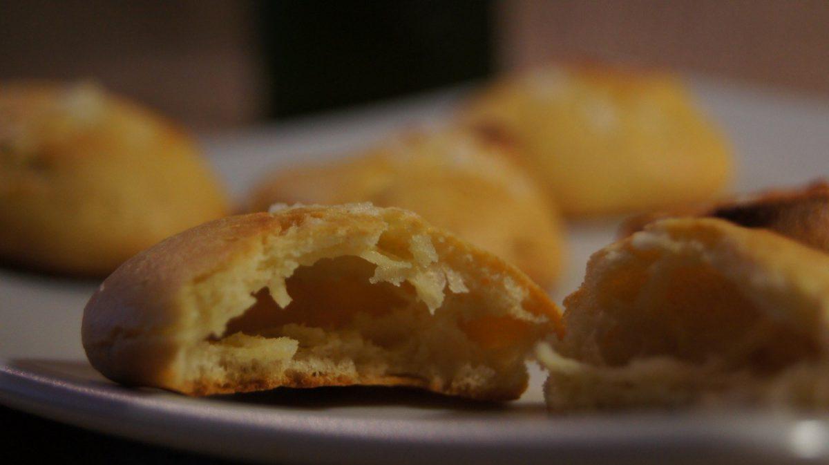 Gougères de queso emmental (9)