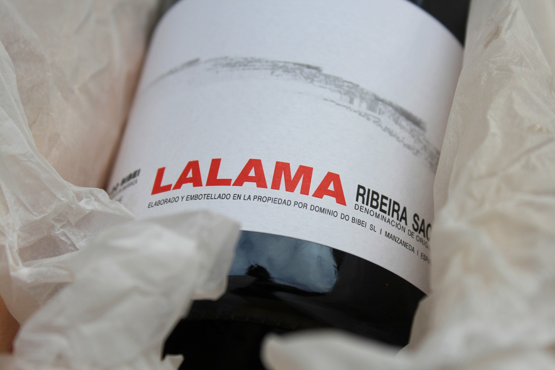 lalama vino ribeira sacra