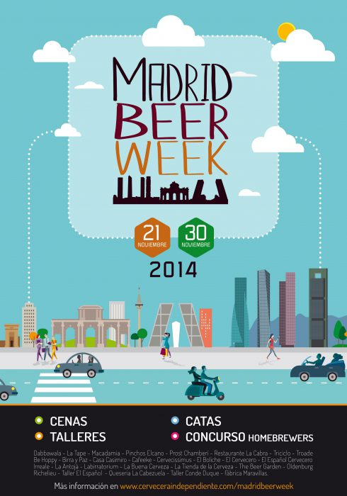 Madrid Beer Week 2014