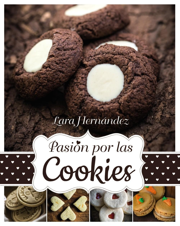 Pasión por las Cookies, portada del libro