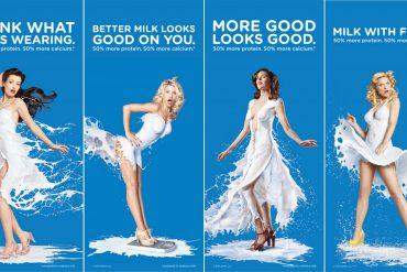 Publicidad de FairLife, la leche premium de Coca Cola (1)