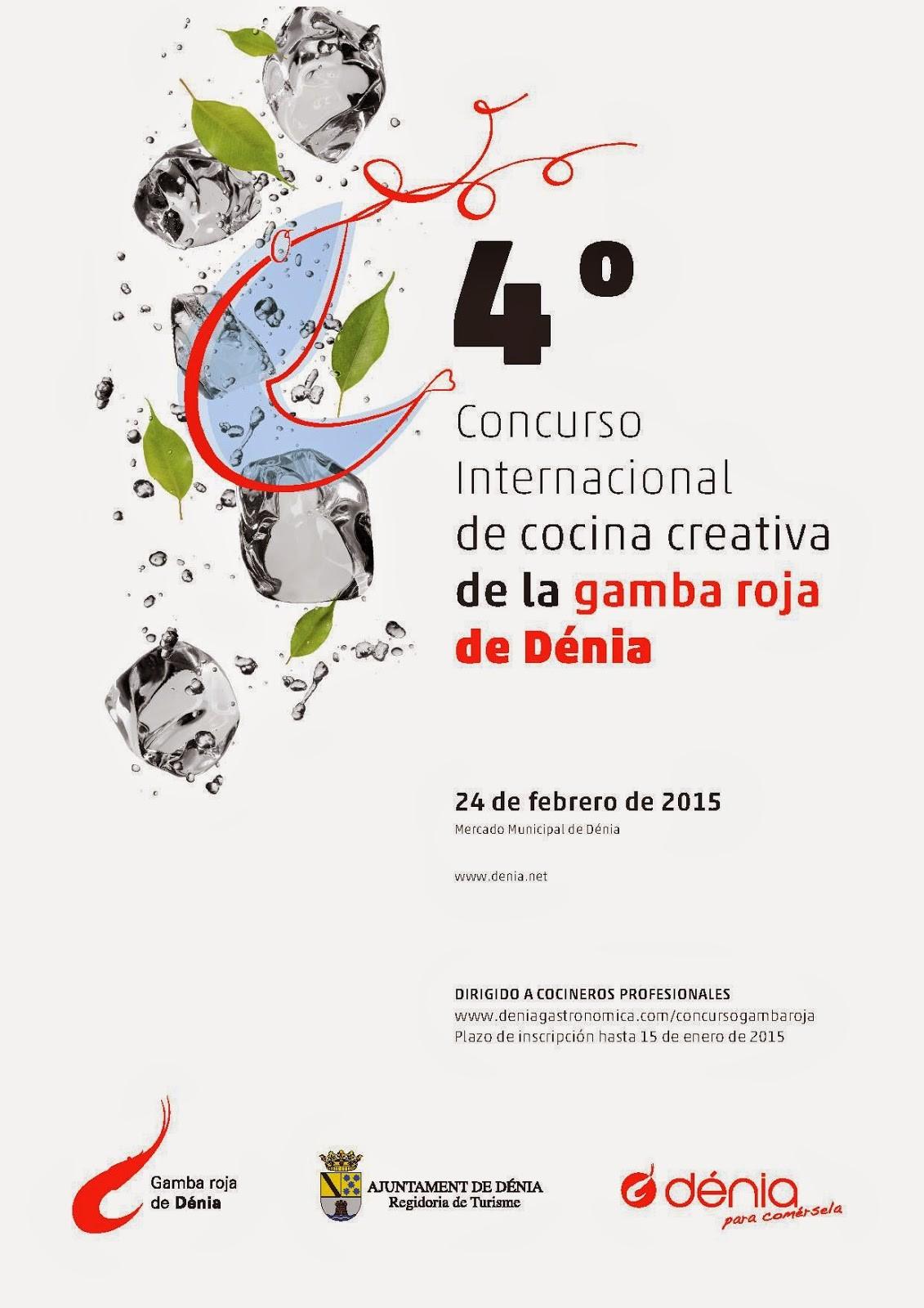 concurso cocina creativa gamba denia 2015