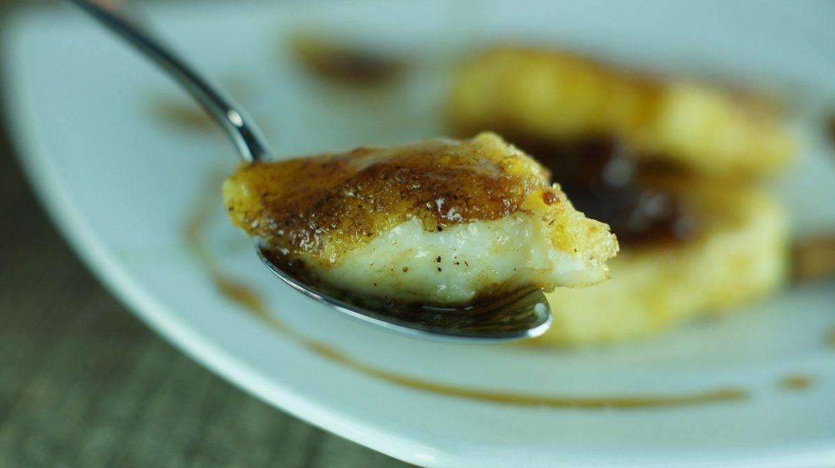 Leche Frita con Salsa Pedro Ximenez con pasas (4)