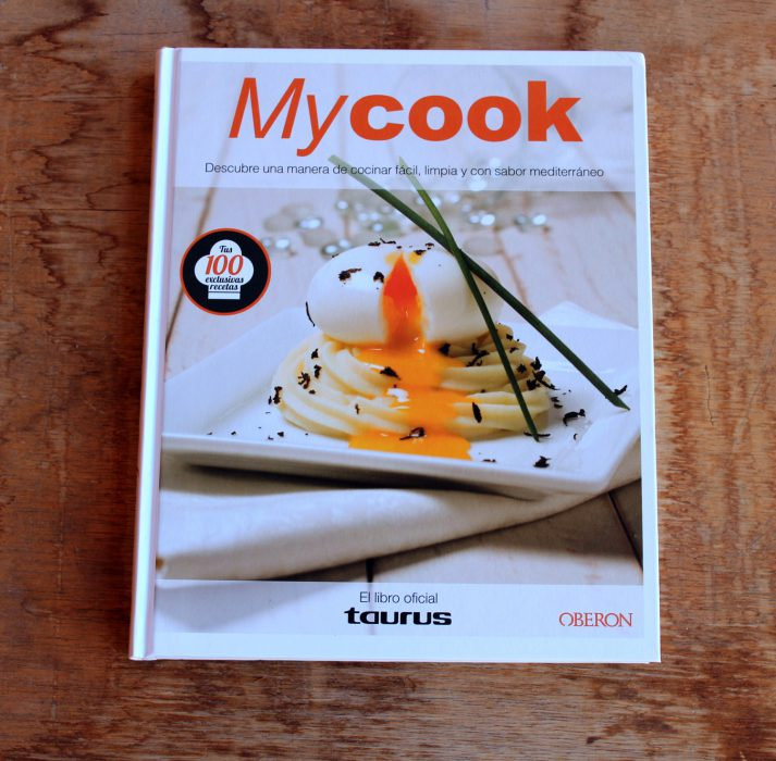 libro de recetas mycook