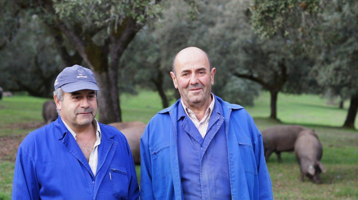 Los Porqueros: Juan Carlos y Tomás
