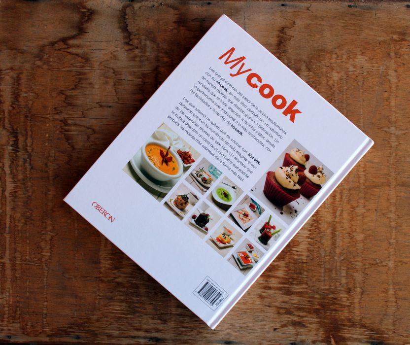 mycook, libro de recetas para mycook