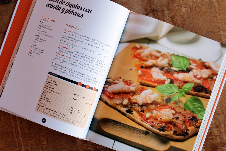 Libro De Recetas Para Mycook El Robot De Cocina De Taurus