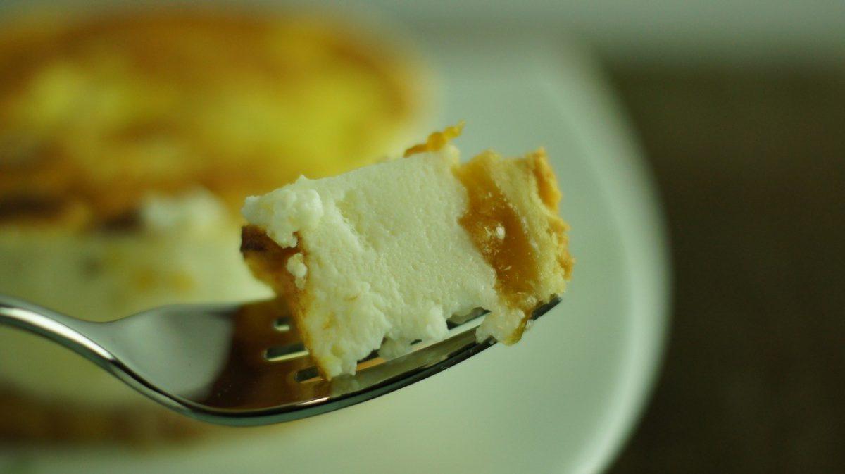 Tarta de Queso con mermelada de Níspero (16)