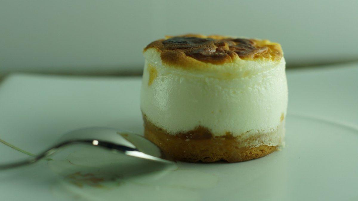 Tarta de Queso con mermelada de Níspero (2)