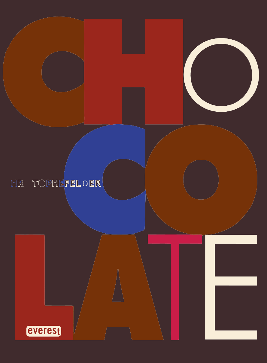 Chocolate, libro de Christophe Felder