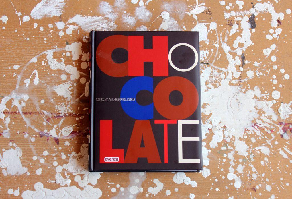 chocolate - libro de recetas de cocina
