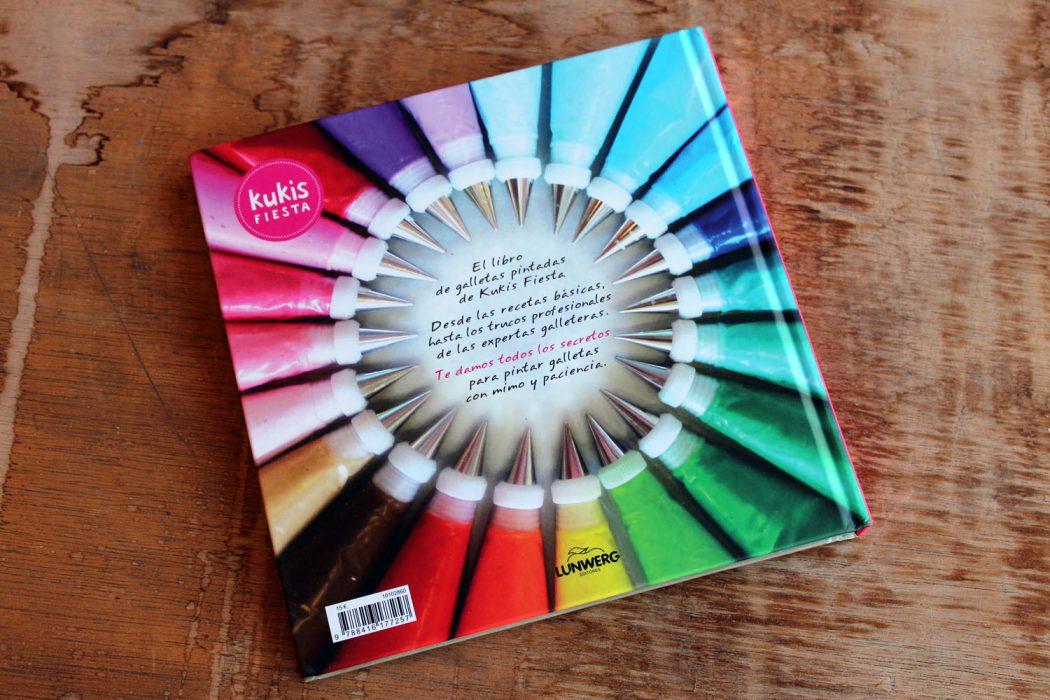 el arte de pintar galletas - libro kukis fiesta