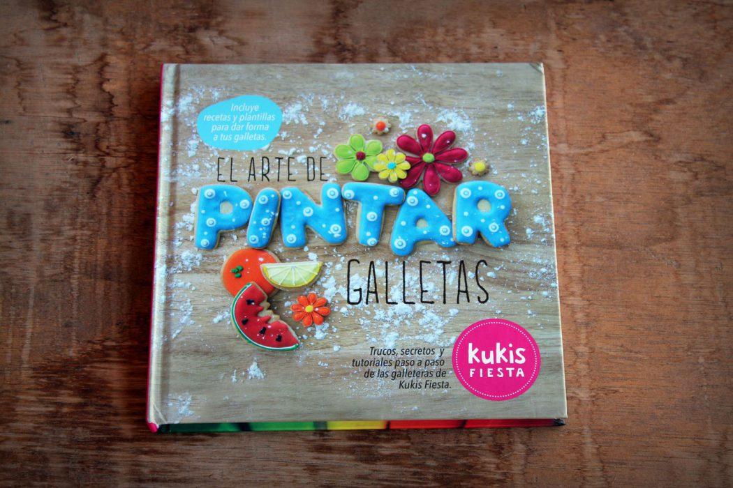 el arte de pintar galletas - libro recetas galletas decoradas