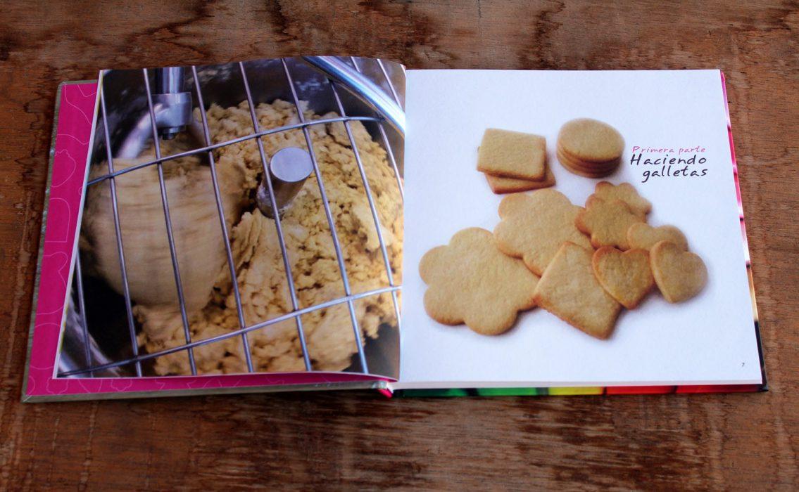 el arte de pintar galletas - recetas galletas decoradas