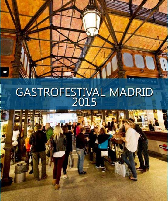 gastrofestival madrid 2015