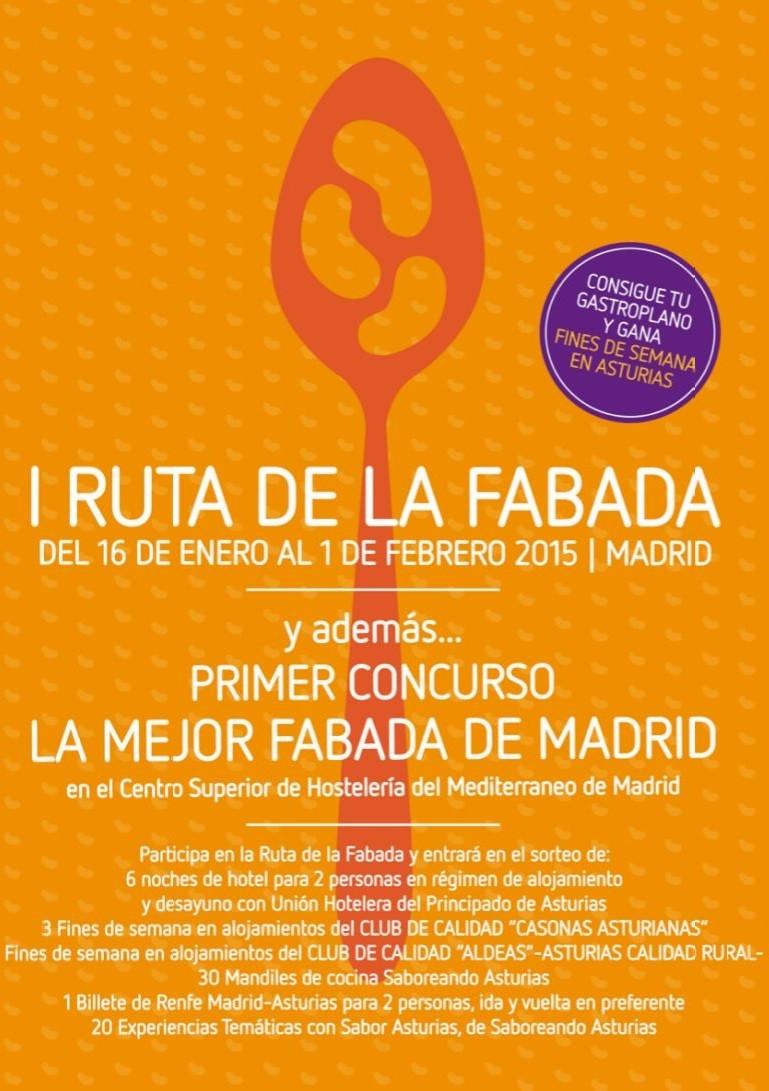 I Ruta de la Fabada de Madrid