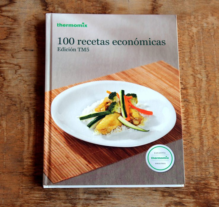 100 recetas economicas thermomix tm5
