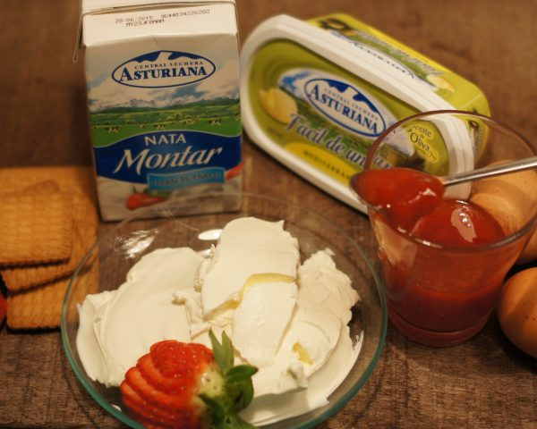 Ingredientes New York Cheesecake, la tarta de queso americana