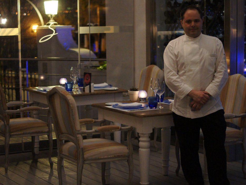 Juan Martín, chef de Sea Grill (2)