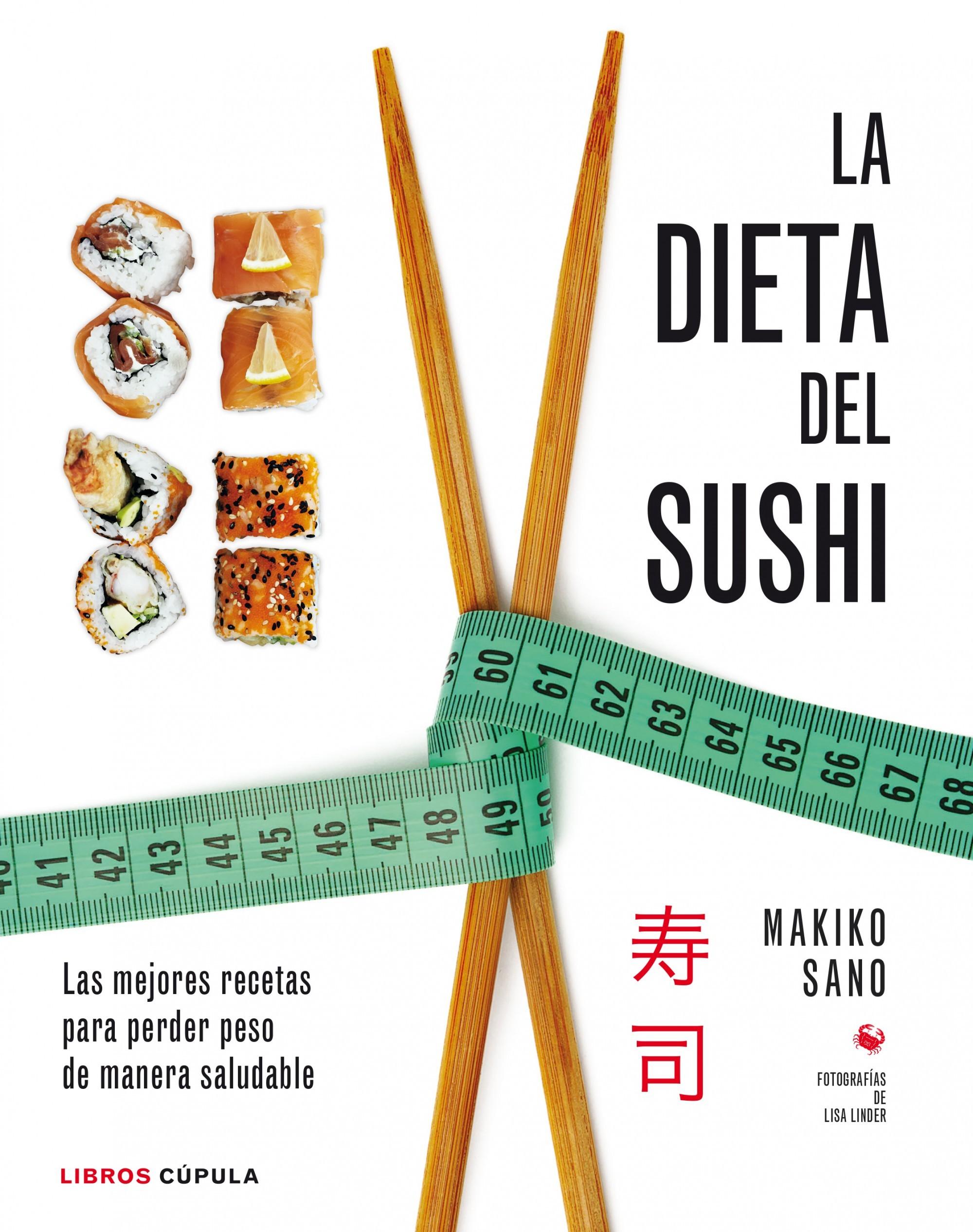 La Dieta del Sushi, de Makiko Sano