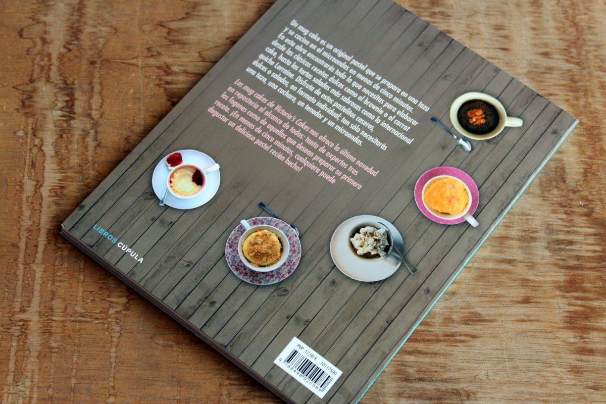 los mug cakes de victoria's cakes - libro de recetas-1