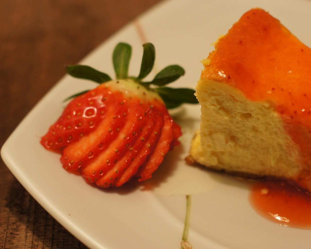 New York Cheesecake, la tarta de queso americana