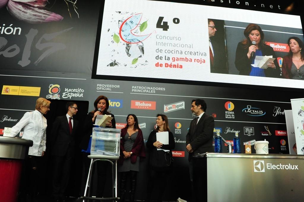 PRESENTACION 4º Concurso de Cocina Creativa de la Gamba Roja de Dénia